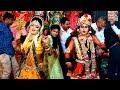 राधा कृष्ण की झांकी ने मचाया रुदन !! kala kala khaye Gujari !! Radha Krishna Jhanki