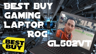 Video My Best Buy Gaming Laptop ROG GL502VT download MP3, 3GP, MP4, WEBM, AVI, FLV Juli 2018