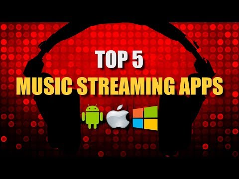 Top 5 Best Music Streaming Apps