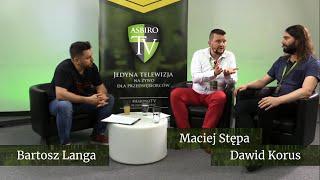 5 podstawowych błędów przedsiębiorcy - Panel FuckUP Story - Maciej Stępa/Dawid Korus | ASBiROTV