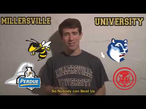 Millersville  - All Night Longer (Parody) - The Official Video
