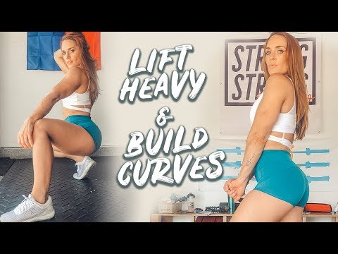 DEADLIFTS + GLUTE STRENGTH WORKOUT | My Full Deadlift Lifting Routine