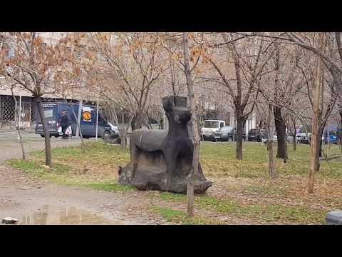 Прогулка по району Еревана. Малатия Себастия ( Банкладеш)
