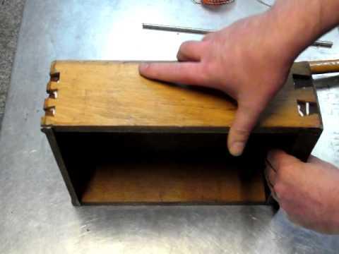 schublade verleimen reparieren schl sseldienst oldorf seit 1906 youtube. Black Bedroom Furniture Sets. Home Design Ideas