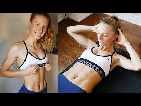 15 MIN INTENSE AB WORKOUT | AT HOME NO EQUIPMENT | GET MADFIT WITH ME