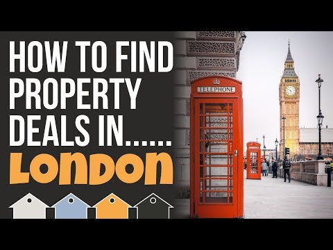 Property Investment In London Can Still Give A Good Yield... But Where To Invest In London Property?