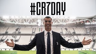 Behind the scenes of Cristiano Ronaldo Day at Juventus