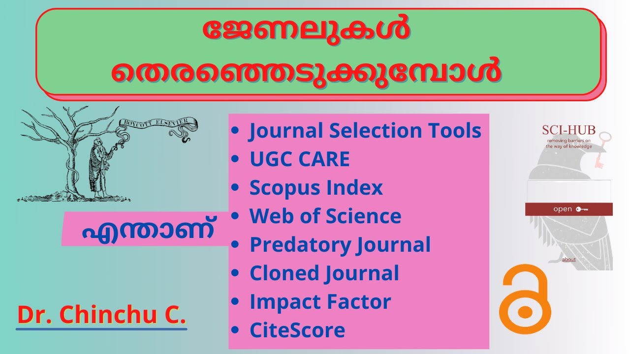 Identifying Journals For Publication