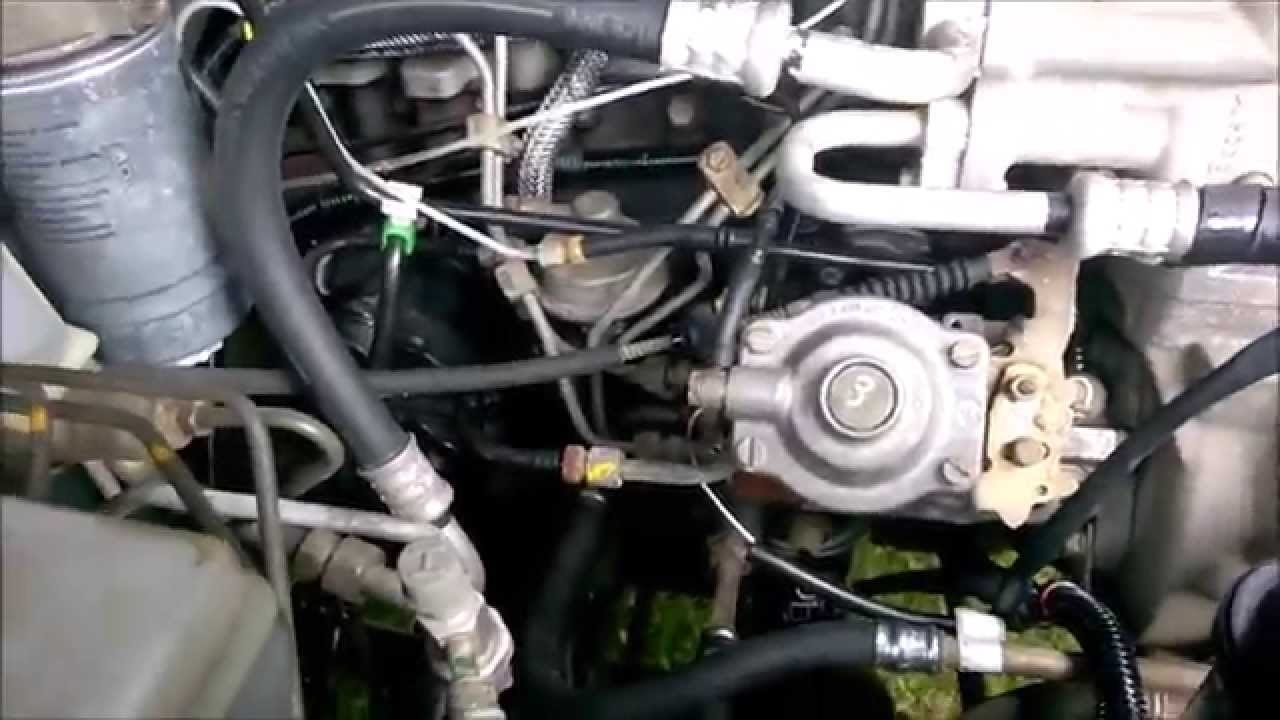 part 1 land rover discovery 300tdi injector pump tweak youtube rh youtube com