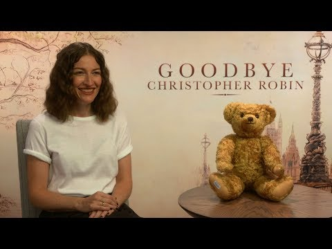 Goodbye Christopher Robin interview: hmv.com talks to Kelly Macdonald & Simon Curtis