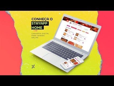 StayApp Home - Seu Catálogo Digital Grátis Para Vender Pelo WhatsApp!