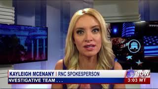 Kayleigh McEnany On Missing FBI Texts