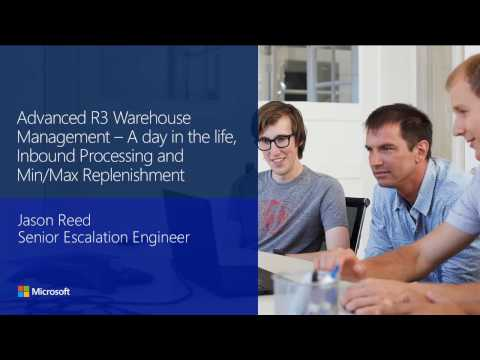 Advanced R3 Warehouse Management - Inbound Processing and Min/Max Replenishment