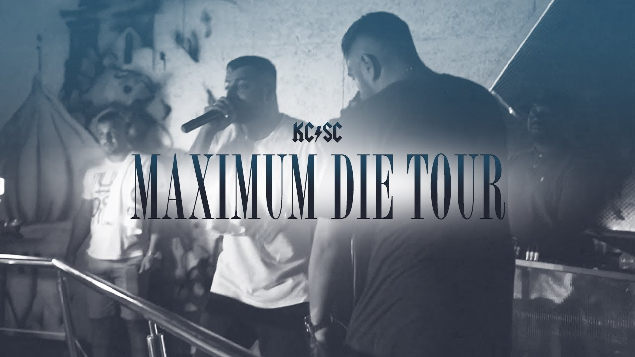 KC Rebell x Summer Cem -  MAXIMUM DIE TOUR 2017