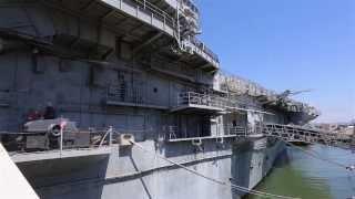 Aircraft Carrier USS Hornet Museum - Alameda, CA