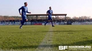 """Sesam öffne dich!"" - FSV Optik Rathenow gegen 1. FC Magdeburg 0:3 (0:1) - www.sportfotos-md.de"