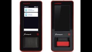 Launch X 431 Diagun III Hardware Function & Language show