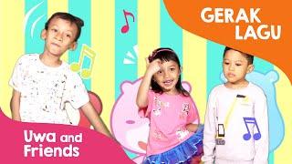 Gerak Lagu Anak Indonesia Populer - Dua Mata Saya