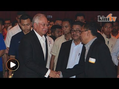 Najib reveals fake news law gazetted at Journalists' Day launch, allays concerns