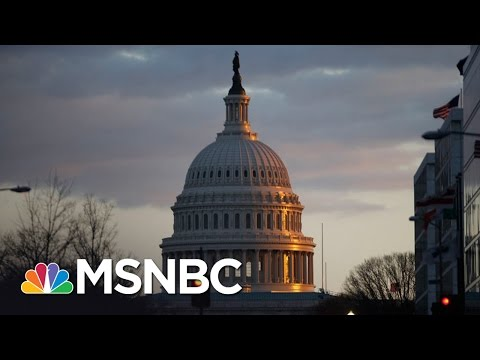 Reports Of Shots Fired Near The U.S. Capitol | MSNBC
