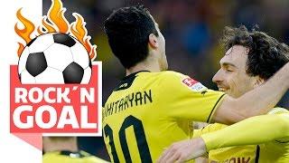 Henrikh Mkhitaryan und Hummels - Das Rock´n Goal der Woche