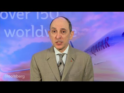 Qatar Airways CEO on New Asia Route, Blockade, Earnings