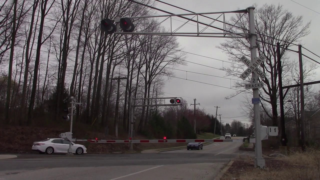 (Description) 80 Subscribers! Pine Road Railroad Crossing ...