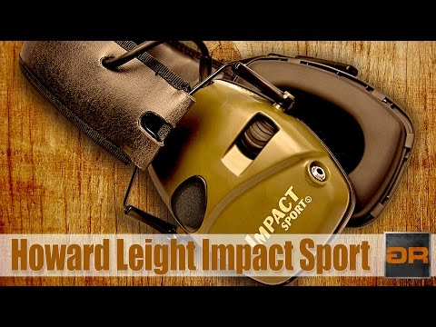 Howard Leight Impact Sport Обзор Активных Стрелковых Наушников от Guns-Review