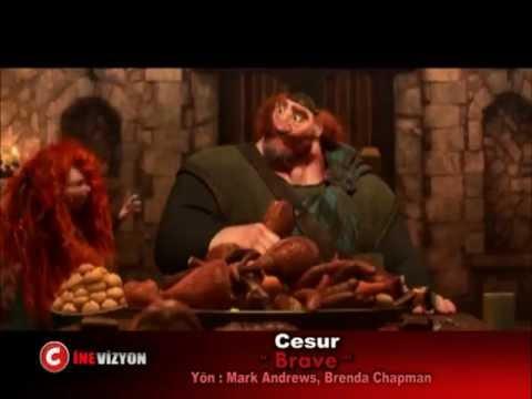 Cesur Türkçe Fragman