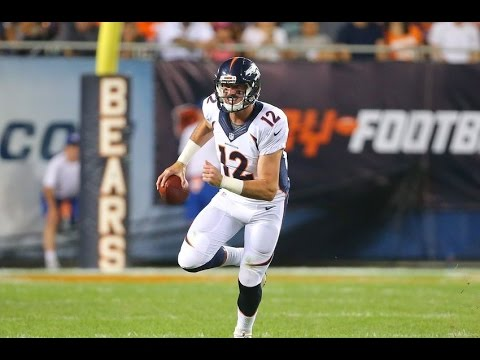 Paxton Lynch Full 2016 Broncos Highlights