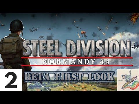 Penkitten Tries Steel Division Normandy 44 Part.2 Total Defeat