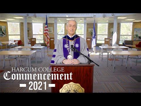 Harcum College Commencement (2021)