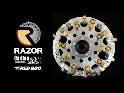 carlton 4400 stump grinder manual