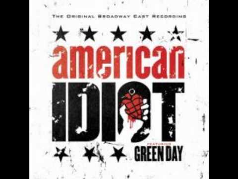 Green Day - Whatsername - The Original Broadway Cast Recording