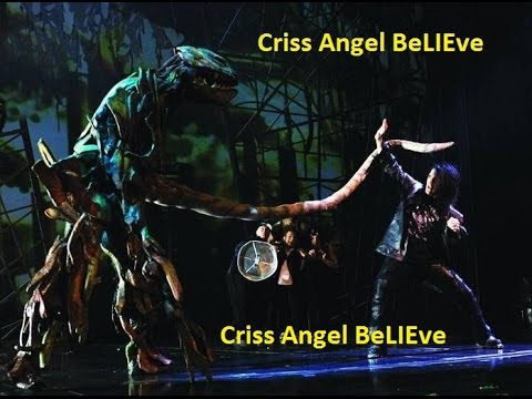 Criss Angel BeLIEve S01E05 Shaq Levitation