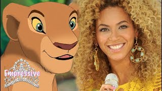 Beyonce is playing Nala in The Lion King movie (2019)