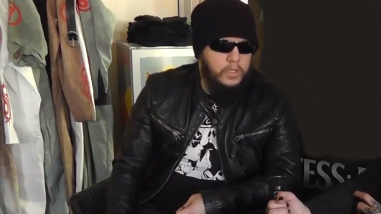 Joey Jordison Still Writes Songs For Slipknot | Rock Feed