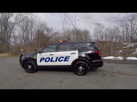 Chester 2018 Ford Interceptor Utility Patrol Vehicle