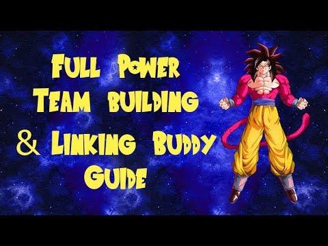 Full Power Team Building Guide! || DBZ Dokkan Battle