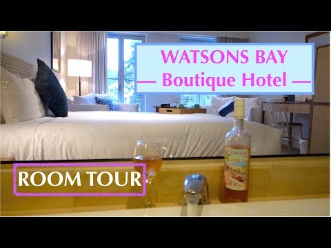 Watsons Bay Boutique Hotel, Sydney Australia