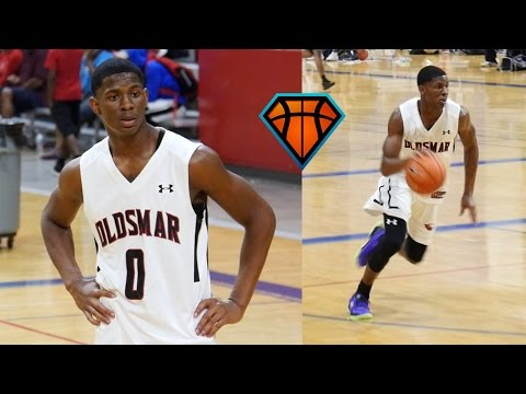 Elijah Weaver Is Ready For The LEAD ROLE At Oldsmar!!   HoopExchange Fall Festival Highlights