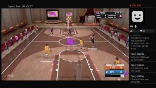 NBA 2K19 MYTEAM TRIPLE THREAT GRIND