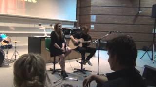 UQG Res Club Talent Night 2013 - Kayla Evans - Fast Car (Tracy Chapman)