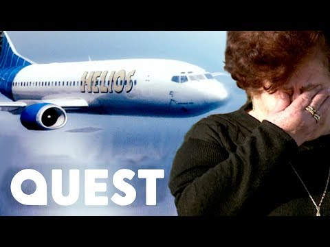 Common Fault with Boeing 737 Caused Plane Crash | Air Crash Unsolved Helios 522
