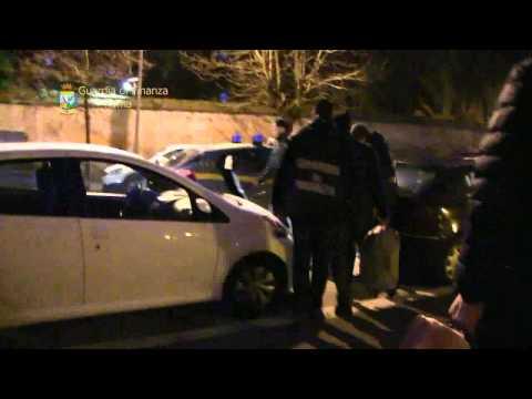 """Firenze: operazione """"Rambla Blanca"""" della Guardia di Finanza"""
