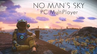 No Man's Sky NEXT Multiplayer | High Level PC Gameplay
