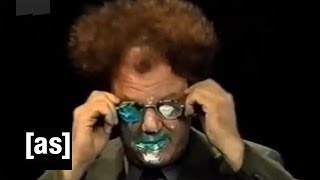 Weird Foods | Check It Out! With Dr. Steve Brule | Adult Swim