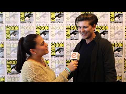 Comic Con 2015: Amadeus Serafini from MTV's scream streaming vf