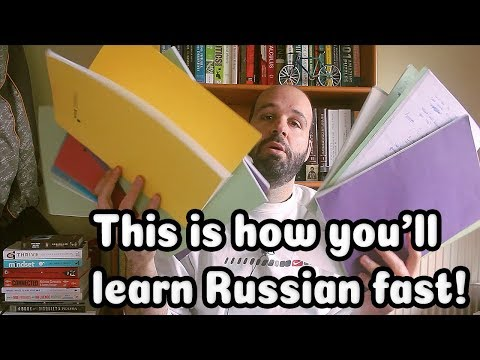 How You Will Learn Russian Fast 🇷🇺🚀