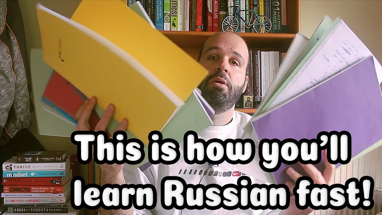 This is how youll learn russian fast 🇷🇺🚀